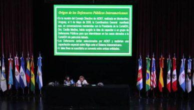 Finalizaron las Jornadas Latinoamericanas de Derechos Humanos y Humanitario